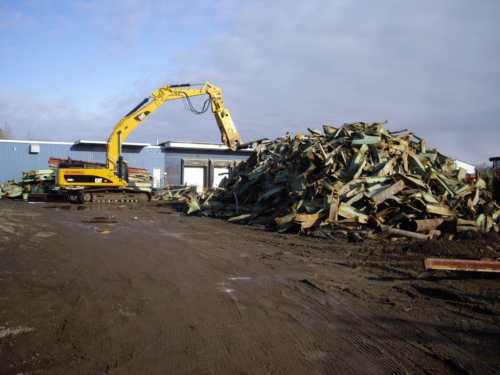 Alaska\'s #1 Scrap Metal Recycling Co. - Alaska Scrap Metal Recycling ...