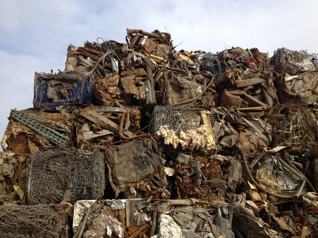 Steel recycling in Alaska We buy process and recycle steel